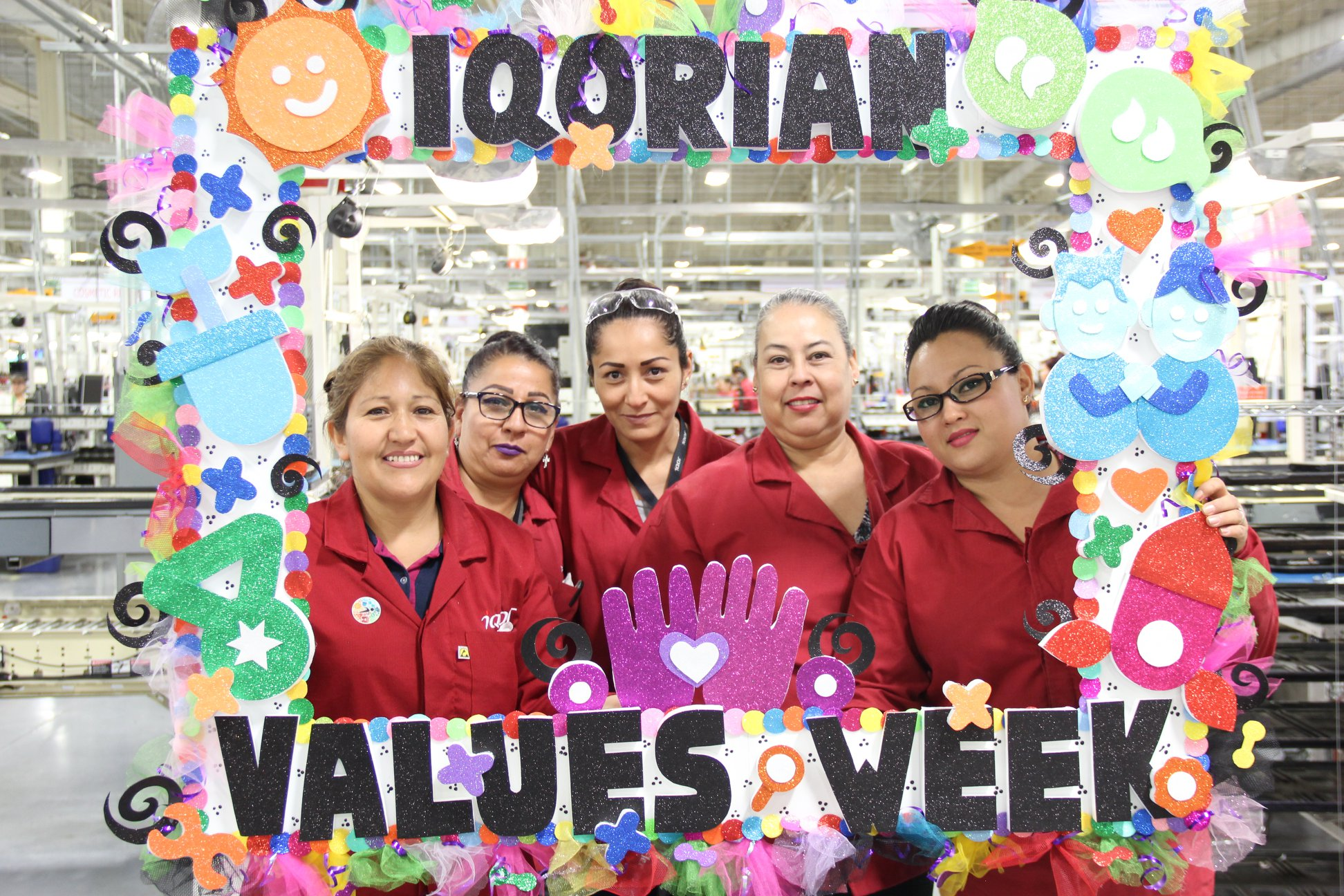 iQorian Values Week 2019