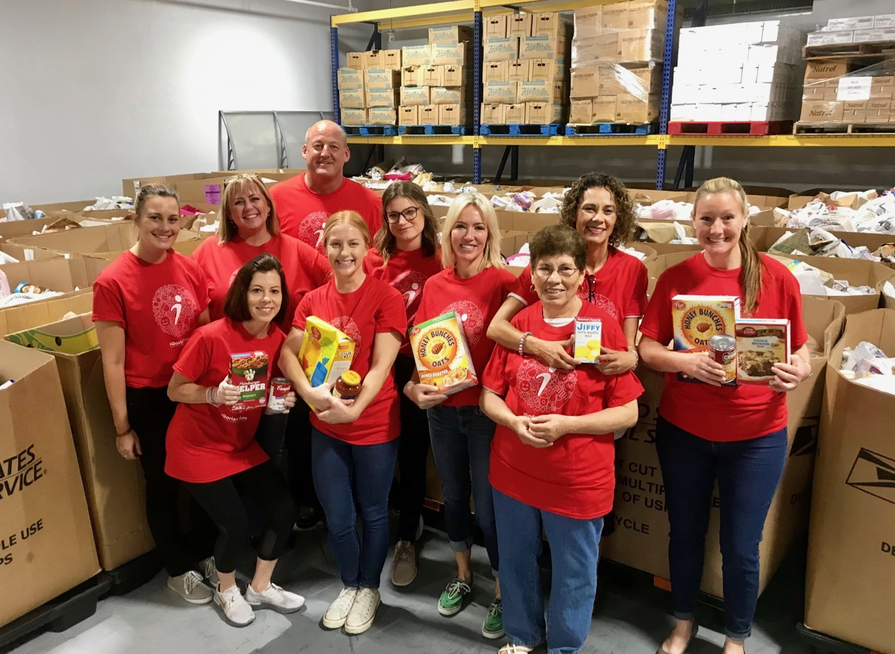 st pete ivw 2019 food bank need to give back 2